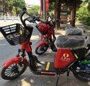 真的来了!我们大上林有共享电动自行车可以